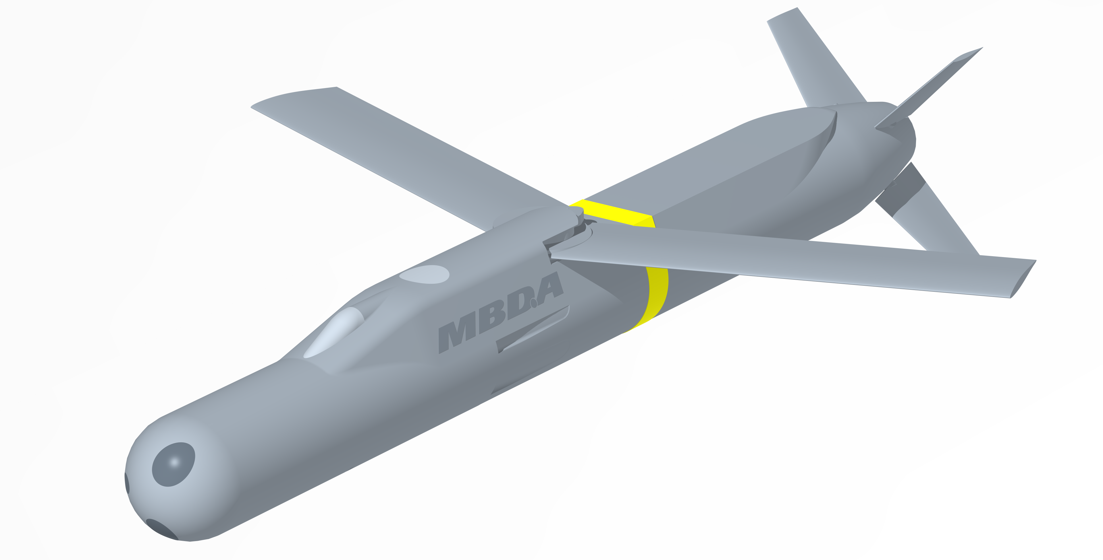 MBDA introduces the SmartGlider family of weapons - MBDA