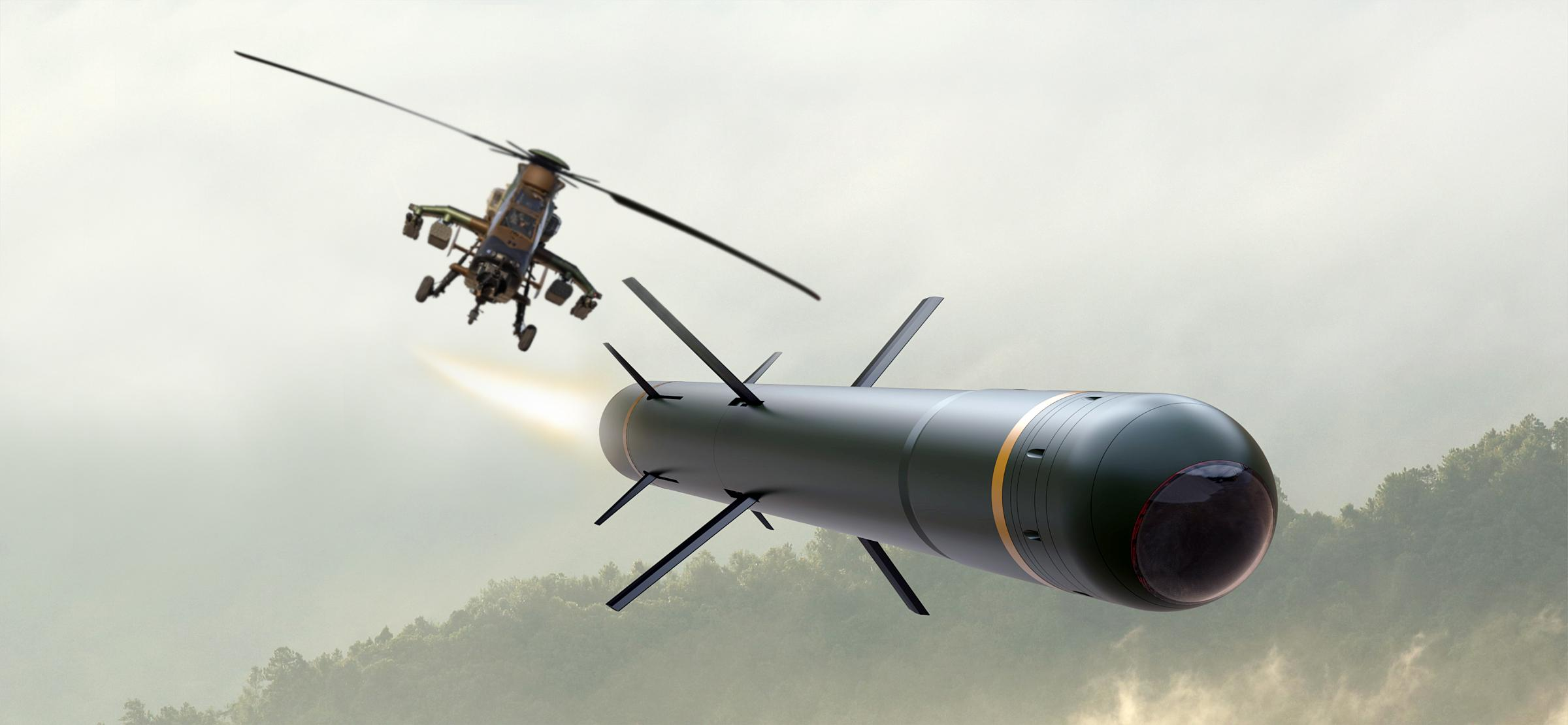 MBDA to develop the combat missile for the Tiger helicopter - MBDA