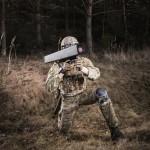 Dismounted infantryman with Enforcer, copyright: MBDA Deutschland