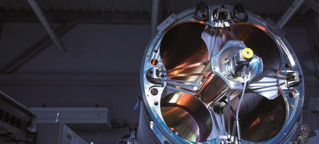 MBDA's High Energy Laser effector