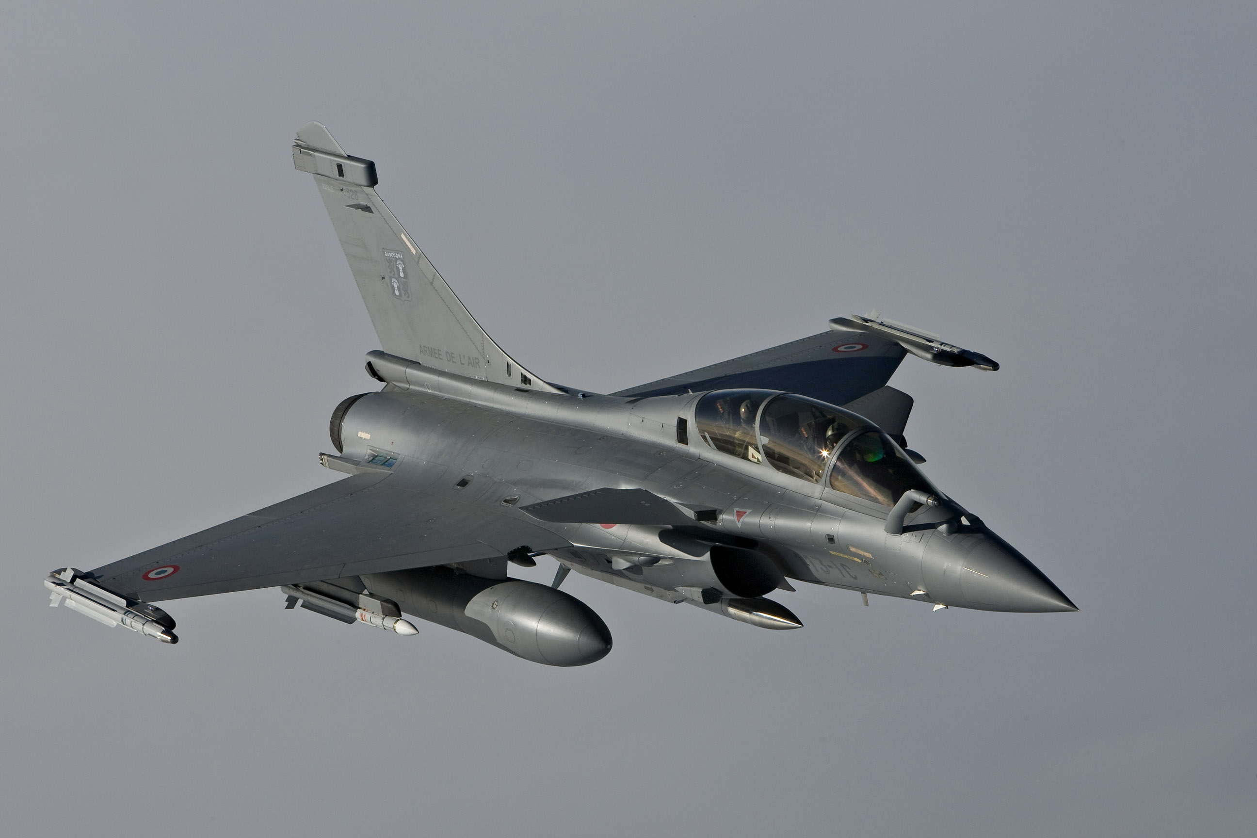 ASMPA on Rafale