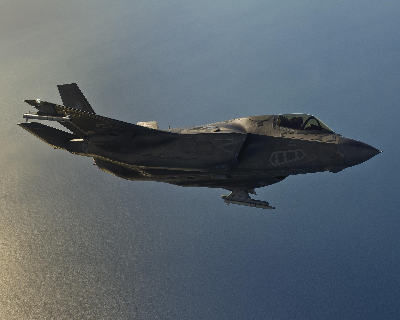 MBDA ASRAAM F-35B