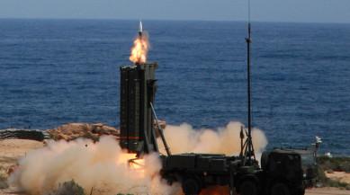 Aster 30 SAMP/T firing at PISQ (MBDA Italian test center)