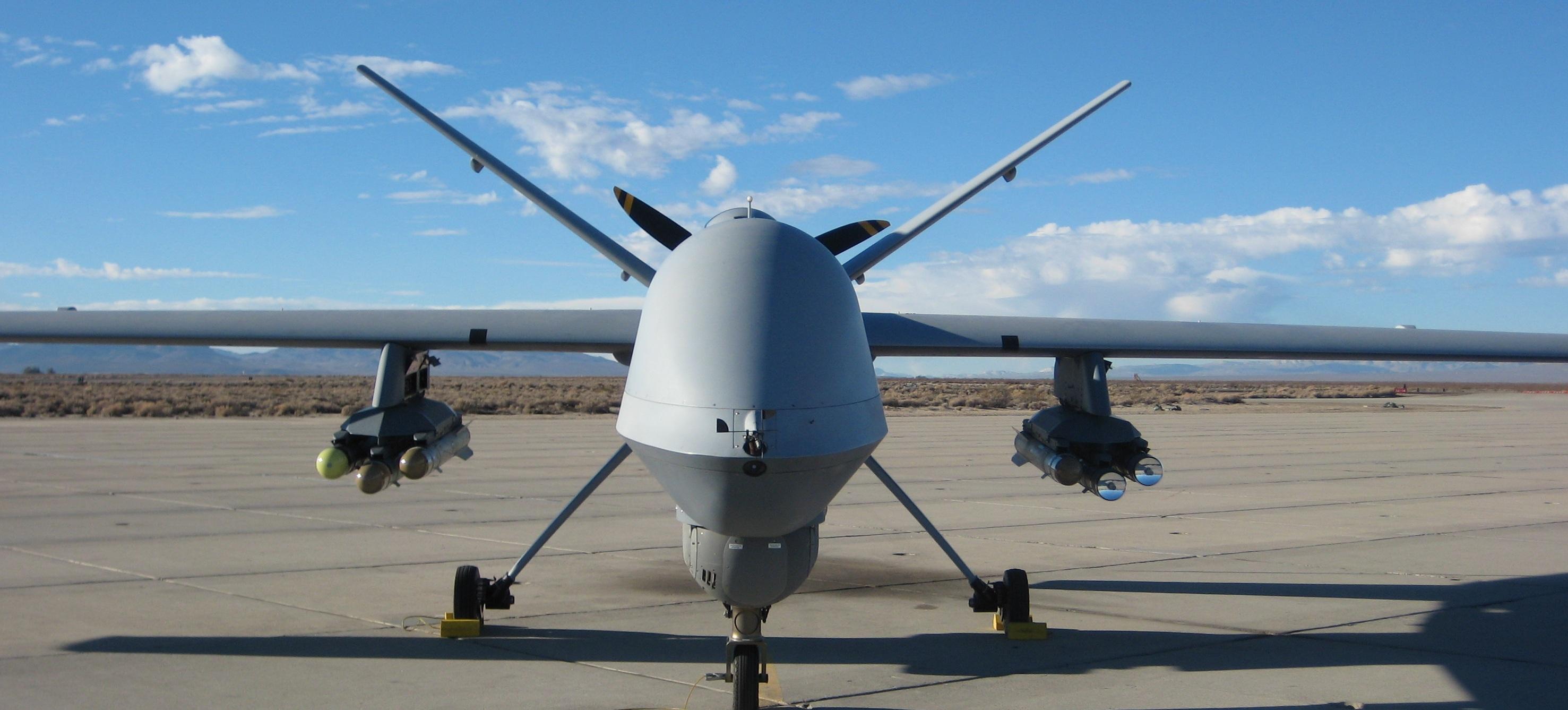 Brimstone Drone Reaper MBDA