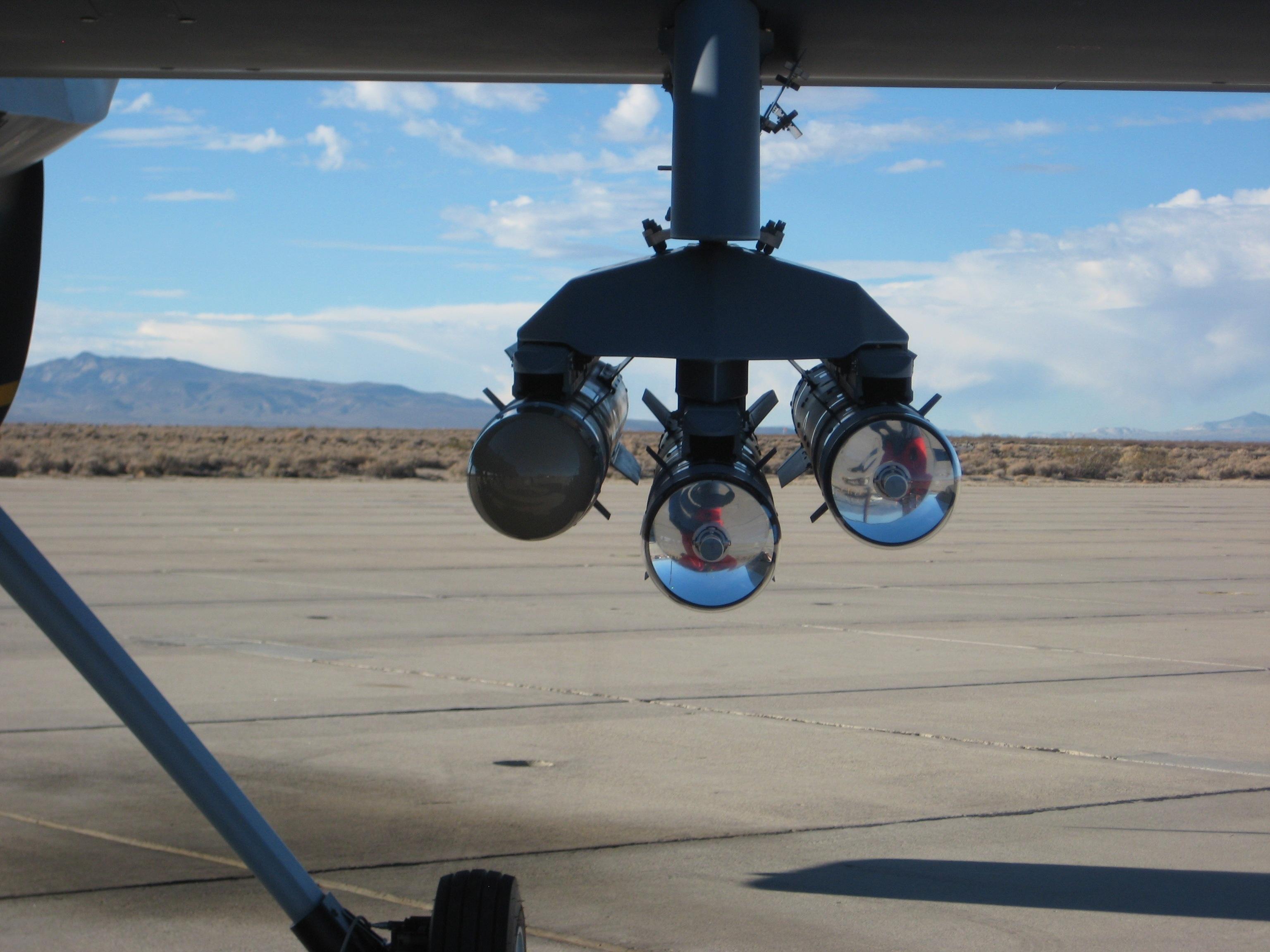 BRIMSTONE MBDA Reaper Drone DBM