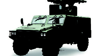 MPCV (Multi Purpose Combat Vehicle) Infography