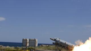 OTOMAT MK2 BLOCK IV firing