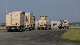 PCP-IMCP-MPCV deployment on Châteauroux-Déols airport.
