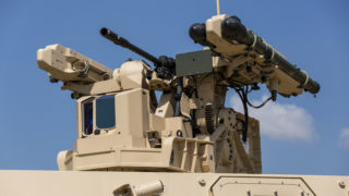 MPCV high firepower weapon system designed by MBDA