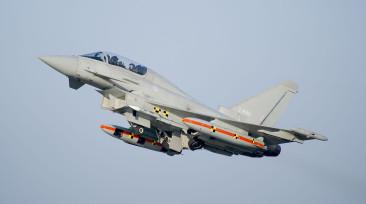 Meteor MBDA Typhoon