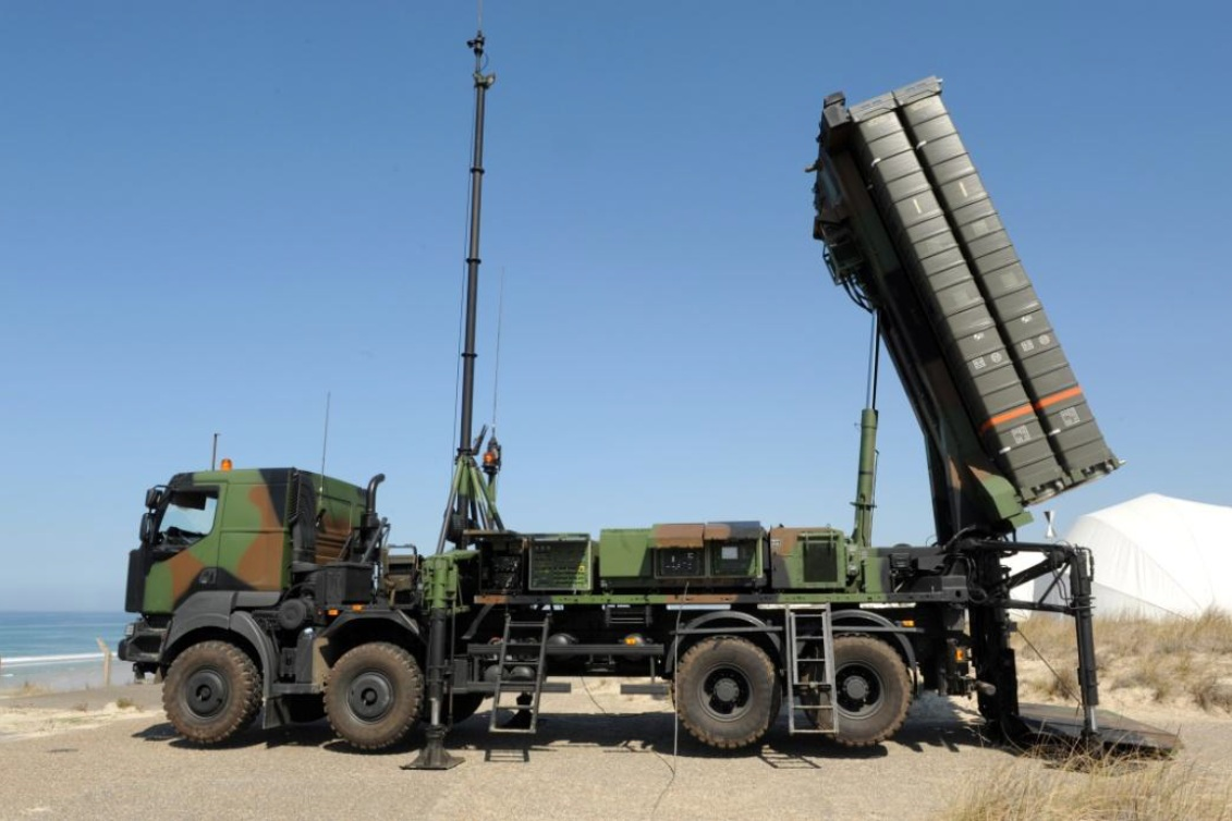 SAMP/T demonstrates connectivity and interoperability | Press Release | MBDA