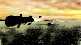 BRIMSTONE SEA SPEAR fast moving missile
