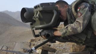 ERYX in Afghanistan