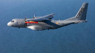 MARTE MK2/Aon Airbus Military C295 carriage trial 1 & 2