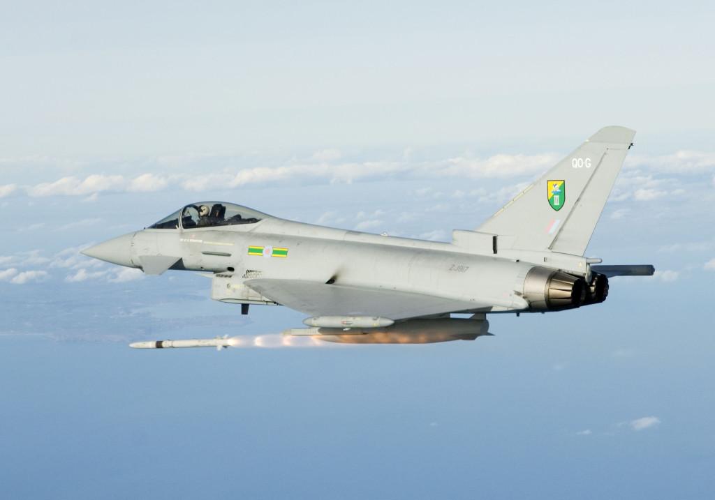 Resultado de imagem para eurofighter 2000 missile