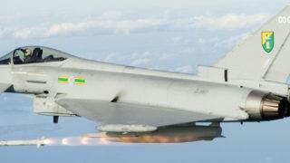 MBDA ASRAAM Typhoon