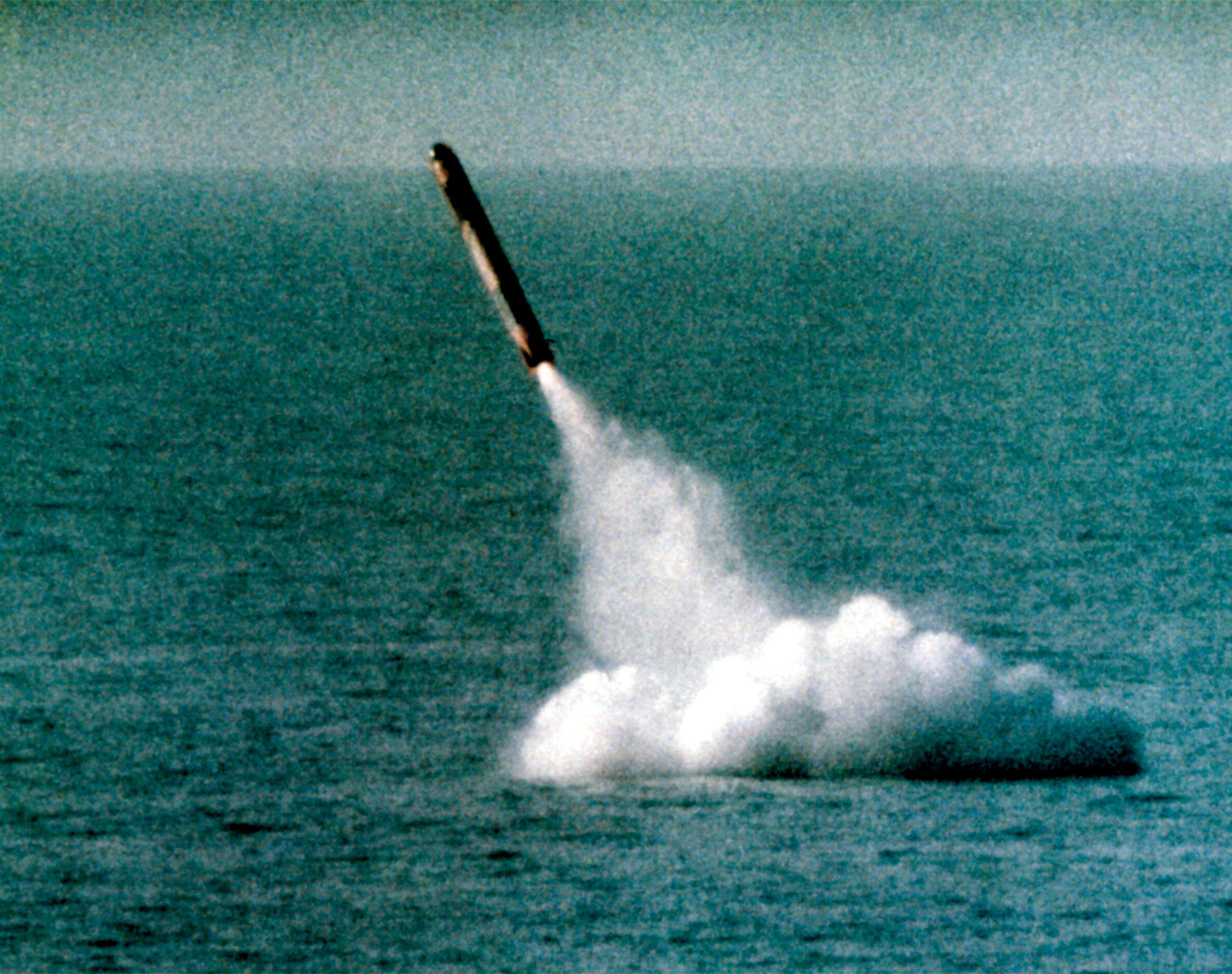EXOCET SM39 firing