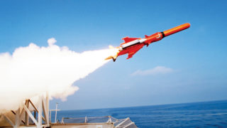 MBDA's MILAS missile system is capable of ranges from 5 to in excess of 35 km in all directions.