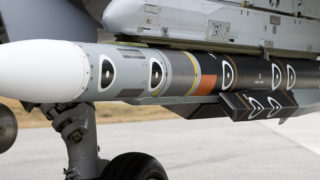 MBDA's Meteor Missile on Gripen