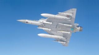 MICA Mirage 2000 MBDA