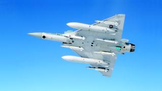 ECLAIR M under Mirage 2000