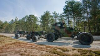 VDM convoy