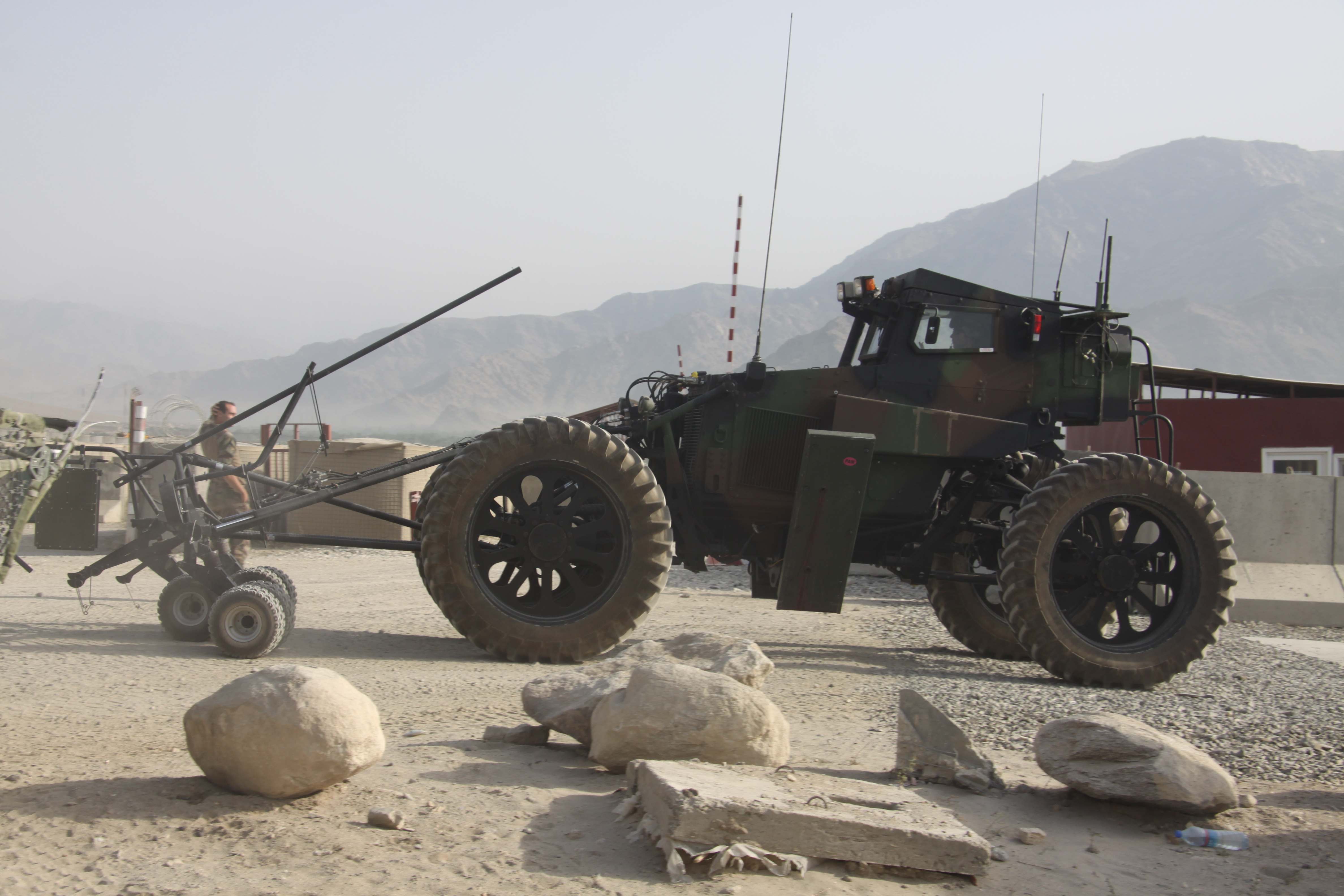 VDM (SOUVIM 2) in Afghanistan