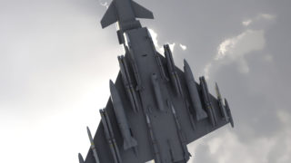 SPEAR on Eurofighter infography MBDA