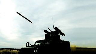 Multi Purpose Combat Vehicle (MPCV) firing