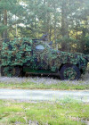 MULTISORB allows vehicle to remain unobserved by the enemy for as long as possibl