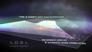 Youtube capture of MMP, MBDA's land combat missile system
