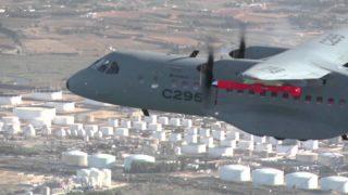 Youtube capture of MARTE MK2/A missile designed by MBDA
