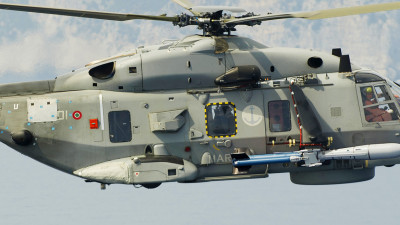 MARTE MK2/S carried by NH90