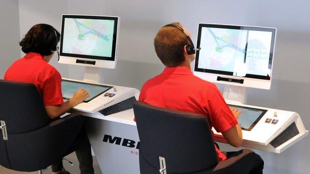 Les Métiers MBDA / Architecture Systemes : commandement, lancement, noeuds de communication