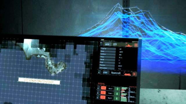 Concept visions. TOC Human Machine Interface detail