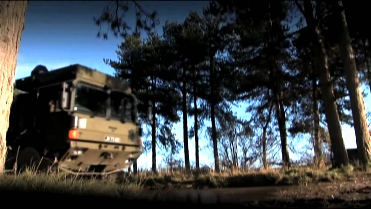 Thumbnail for CAMM video showin ground based air defence