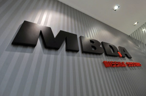 MBDA Brand Stand