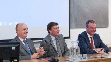 "Photo of the ""Meet the Technologist"" event organised by MBDA UK to gather suppliers"