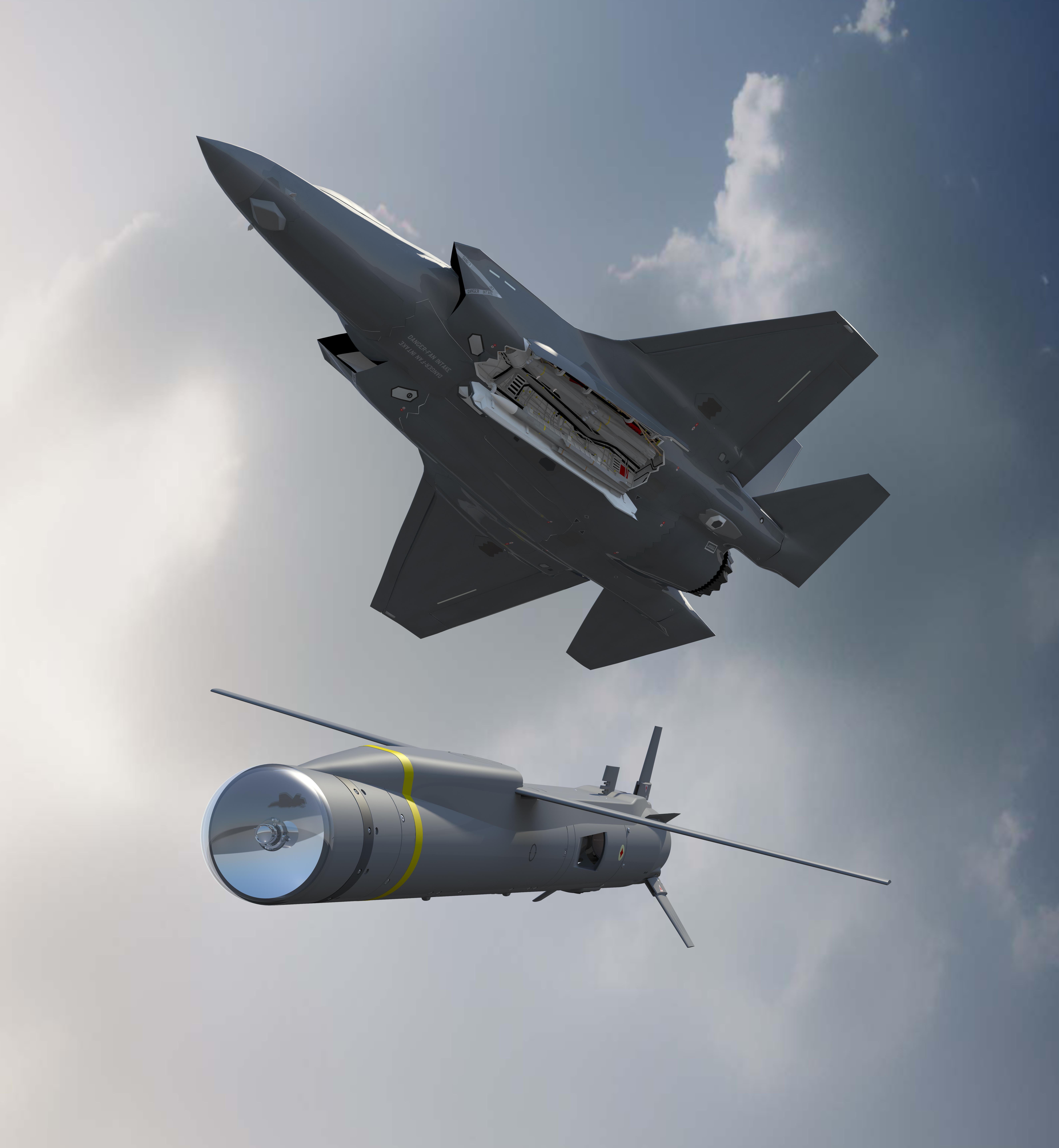 MBDA Showcases SPEAR Precision Strike Missile at