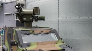 MMP on IMPACT turret