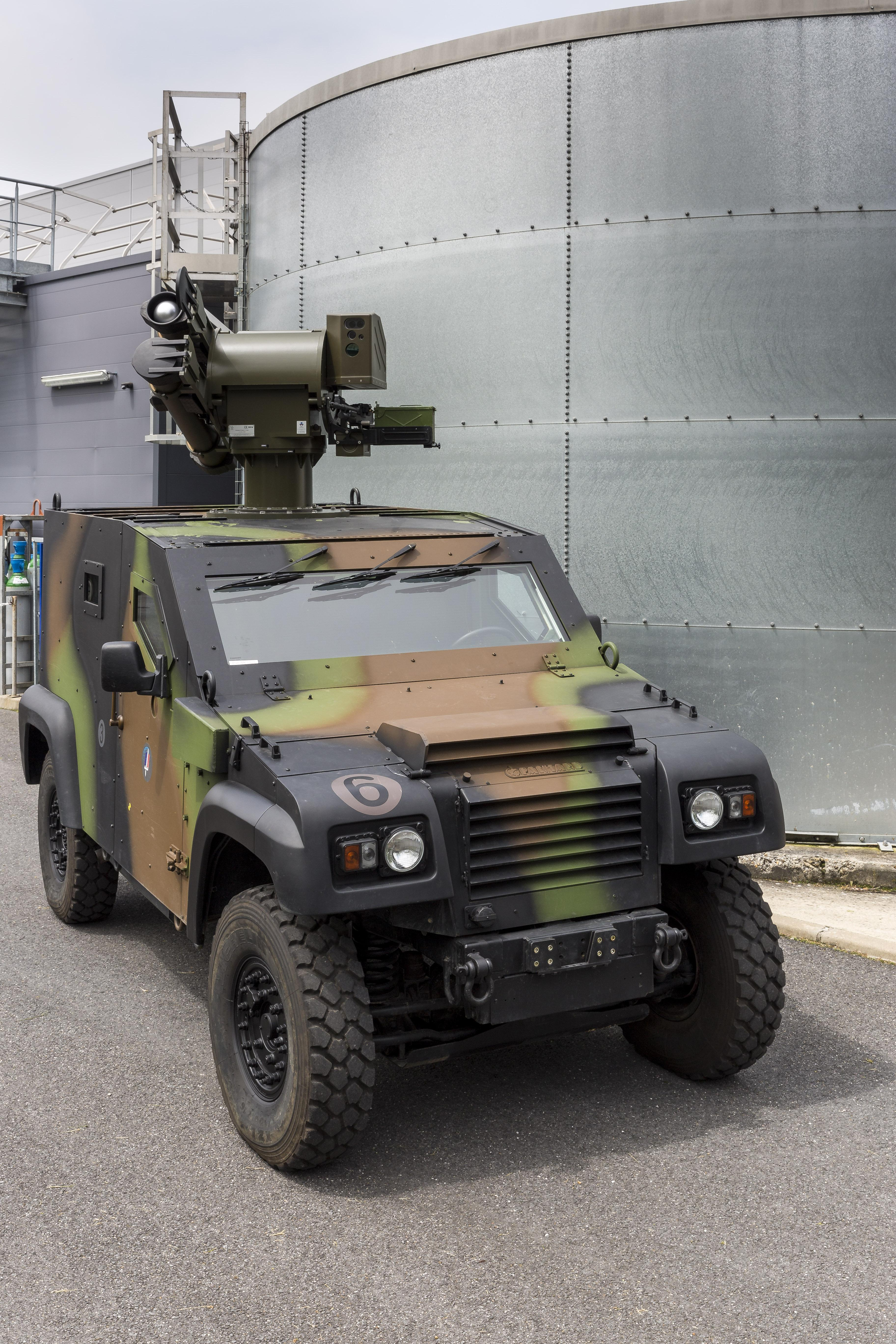 Mbda Unveils The Mmp Missile Integrated On Four Different