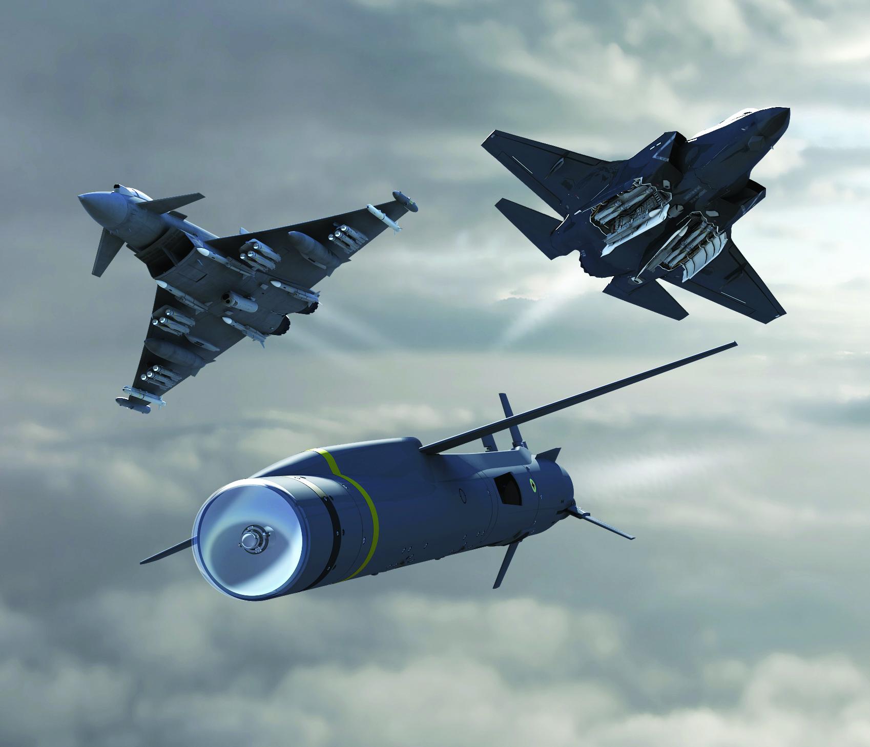 7976383af5 MBDA Showcases the SPEAR Precision Strike Missile for the F-35 - MBDA