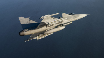 Meteor is developed for Europe's new generation of combat aircraft such as Gripen