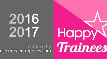 Label Happy Trainees 2016-2017