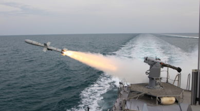 Photo-MBDA awarded contract with UAE for additional Marte MK2N