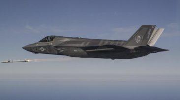 PR-ASRAAM First Firings from F-35