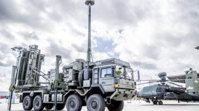Land Ceptor at DSEI 2017