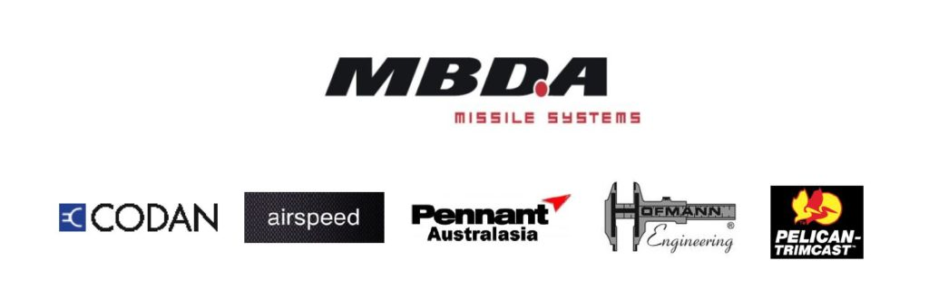 photo MBDA SIGNS MOUs WITH FIVE AUSTRALIAN COMPANIES TO SUPPORT LAND 400 BID