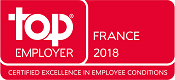 Top employer 2018 France