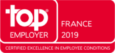 Top employer 2019 France